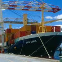 MS Bold Eagle (20.12.1985 - 06.04.1986) - Melbourne, Australien