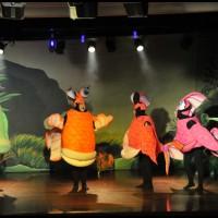 Peça teatral Tilapita e o Rio Feliz  em Campinas, Hortlándia, Sumaré - 2012/2013