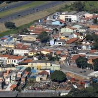 visto do Pico do Jaraguá - São Paulo
