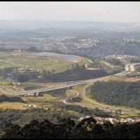 Pico do Jaraguá: rodovia anhanguera - São Paulo