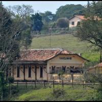 passeio pela estrada: Estação Tanquinho (1926) - Cia. Mogiana de Estradas de Ferro (1926-1971)