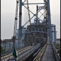 Ponte Hercílio Luz, Florianópolis, Santa Catarina