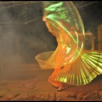 Dança do Ventre com com Último Tipo no Escuta do Cheiro, Sousas, Campinas (07/09/2013)