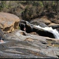 Pedra Bela, Cachoeira Tamanduá (07/10/2012)