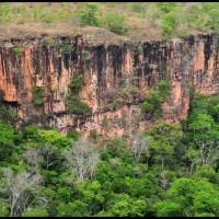 cachoeira Véu de Noiva, Chapada dos Guimarães, Mato Grosso (01/10/2013)