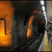 metro, Arco Verde em Copacabana, Rio de Janeiro (15/12/2012)