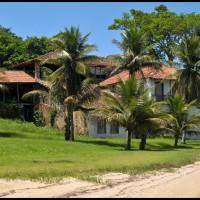 Casa Mann (da família dos escritores) em Paraty, Rio de Janeiro