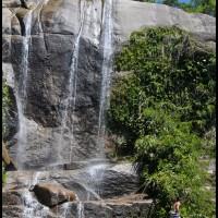 Cachoeira de Escadas, litoral norte de São Paulo