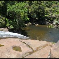 Cachoeira Prumirim, Ubatuba, litoral norte de São Paulo