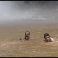 Cachoeira Saltão Alto, Sierra de Águas de São Pedro