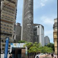 centro de São Paulo: Edifício Itália