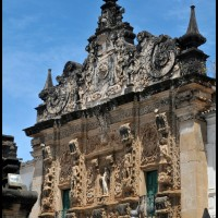 Igreja e Convento de São Francisco, Pelourinho, Salvador, Bahia