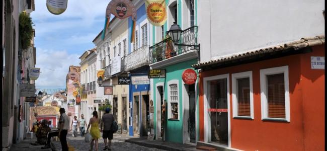 Pelourinho, Salvador, Bahia