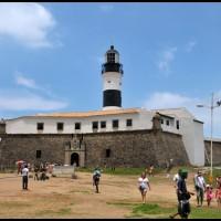 Farol e Forte de Santo Antônio da Barra de 1698, Salvador, Bahia
