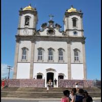 Basílica Santuário Senhor Bom Jesus do Bonfim de 1746, Salvador, Bahia
