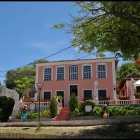 a vila de Morro de São Paulo, Bahia