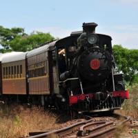 estrada ao lado da ferrovia Campinas - Jaguariúna /  perto da Estação Tanquinho
