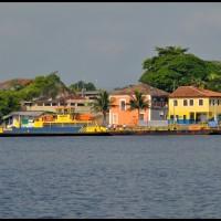 Cananéia - Ilha do Cardoso, litoral sul de São Paulo (01/03/2012)