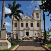 Igreja Matriz Nossa Senhora Mãe dos Homens, Porto Feliz (SP) - 29/03/2013