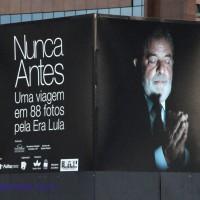 Lula no Museu Arte de Brasília