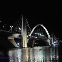 Pontão do Lago Sul, Brasília - a noite