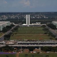 Planalto e Palácio do Congresso Nacional, Brasília