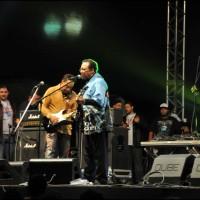 Virada Cultural Paulista 2013, São Paulo - Billy Cox (ex Jimmy Hendrix) e Scandurra