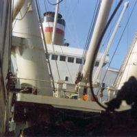 MS Holstenstein: mein erstes Schiff (24/01/1977 - 02/09/1977)