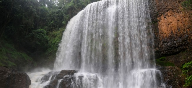 Cachoeira do Astor, Sierra de Águas de São Pedro