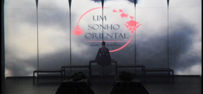 peça performática Um Sonho Oriental, Sorocaba (16/09/2012)