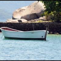 barco de pesca em Angra dos Reis (RJ)
