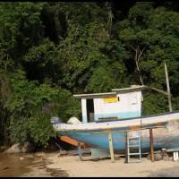 barco na Ilha Grande - passeio de escuna em Angra dos Reis (RJ)