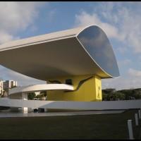 Museu Oscar Niemeyer em Curitiba