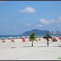 praia Enseada, Guarujá (SP)