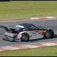 Porsche perdendo o pneu - 500 km de Interlagos, São Paulo 1
