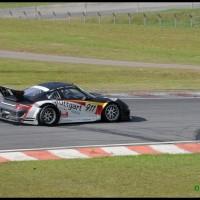 Porsche perdendo o pneu - 500 km de Interlagos, São Paulo 3