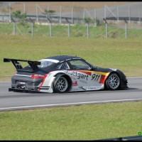 Porsche perdendo o pneu - 500 km de Interlagos, São Paulo 4