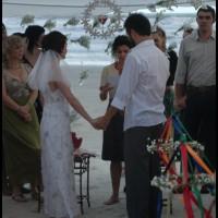 casamento na praia em Bertioga, São Paulo