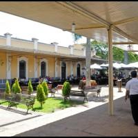 Campinas: Maria Fumaça ... chegando em Jaguariúna