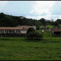 Campinas: Maria Fumaça ... no caminho da estação Tanquinho para Campinas