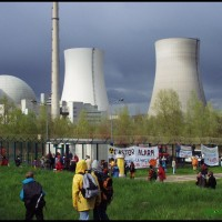 usina nuclear Philippsburg na Alemanha, 1999