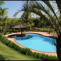 paisagismo: casa em Sousas, Campinas