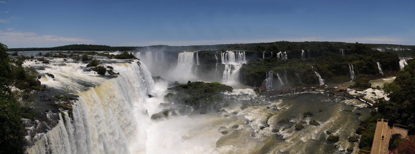 panorama Foz do Iguaçu