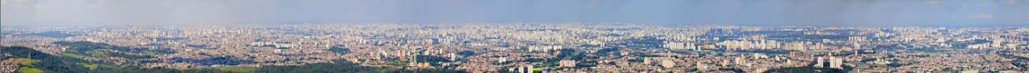 panorama: Pico do Jaguará, São Paulo