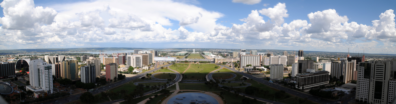 Brasília (11/02/2011) - 145 x 38 cm, 26 Megapixel