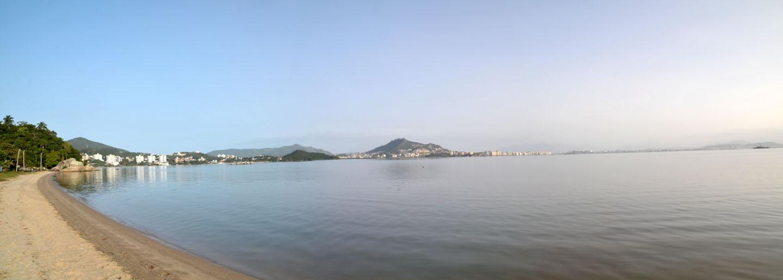 Cacupé, Florianópolis, Santa Catarina (15 Megapixel) 106cm x 38 cm