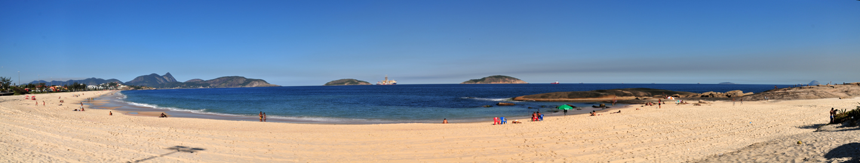 Praia Piratininga, Niteroí (27.07.2011) - 41 Mpx - 209x40cm