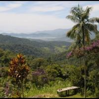 na estrada Paraty - Cunha (Estrada Real)