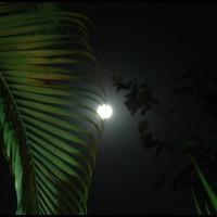 lua cheia em Paraty, Rio de Janeiro