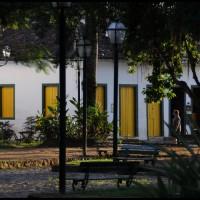 casa no centro histórico, Paraty, Rio de Janeiro